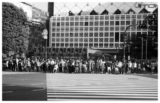 acrso waiting shibuya