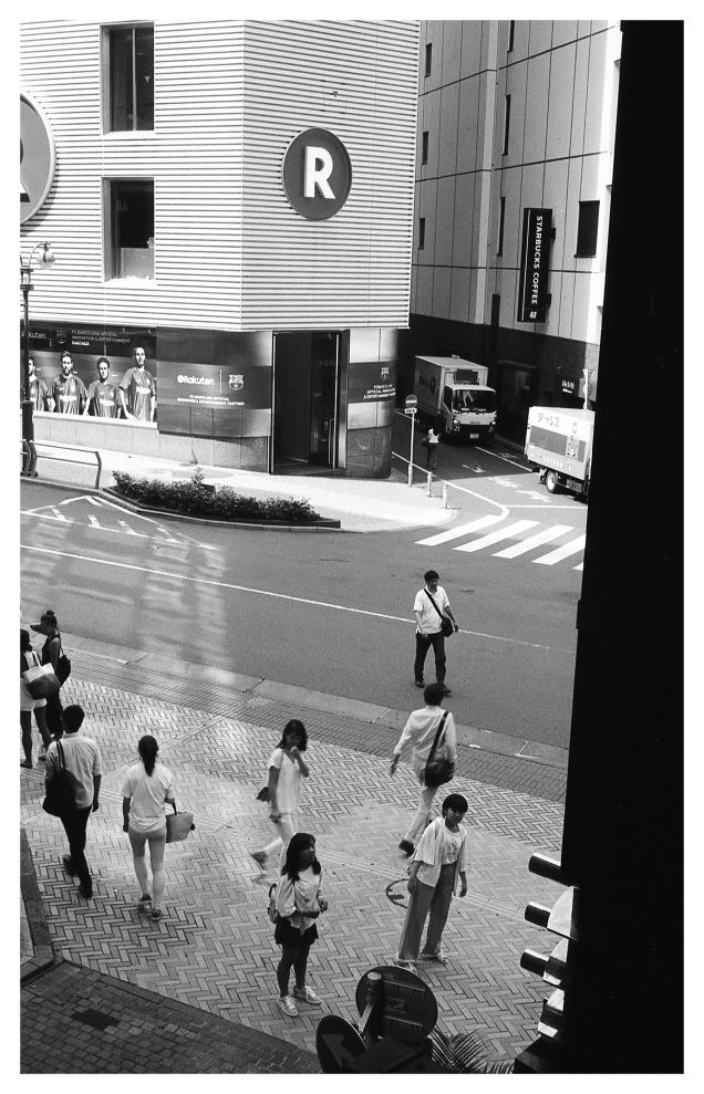 tokyo scenwe
